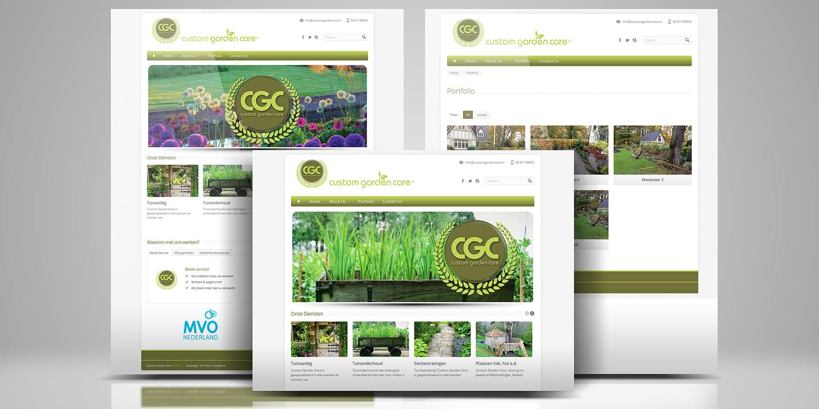 CGC Custom Garden Care
