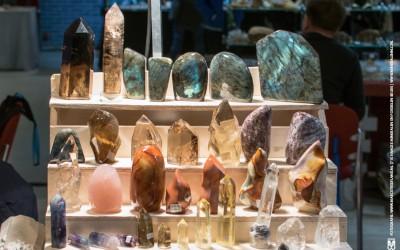 71ste Haagse Mineralen & Fossielen Beurs