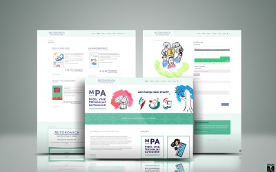 Autonomica website live