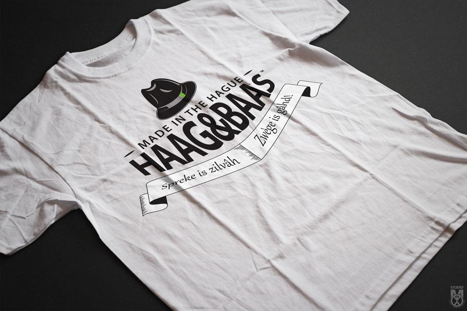 Haag & Baas T-Shirt lijn
