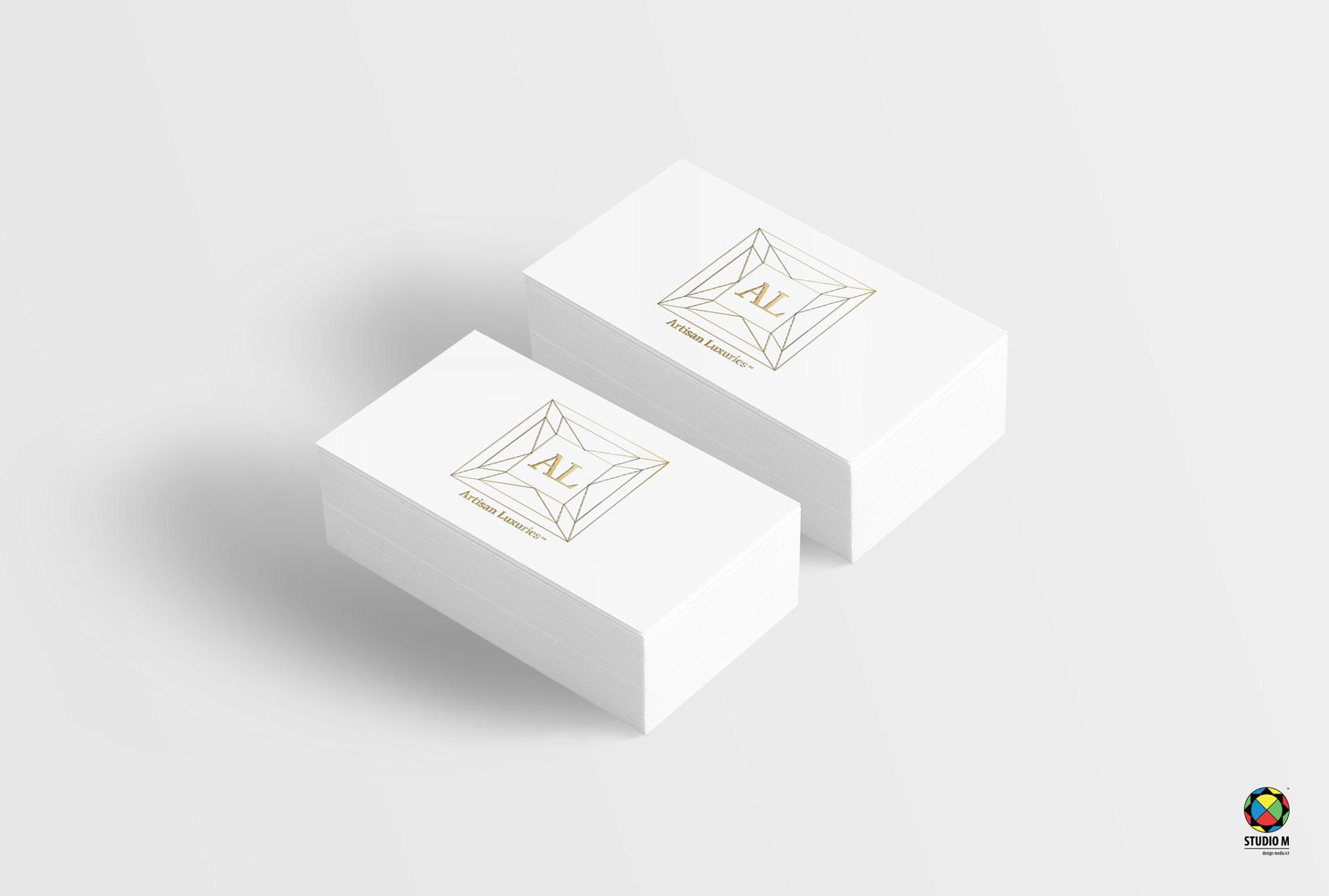 Rtisan logo goud