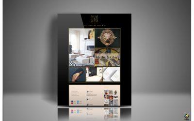 Huisstijl & Website Artisan Luxuries
