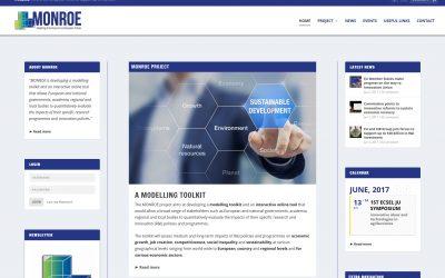 MONROE website