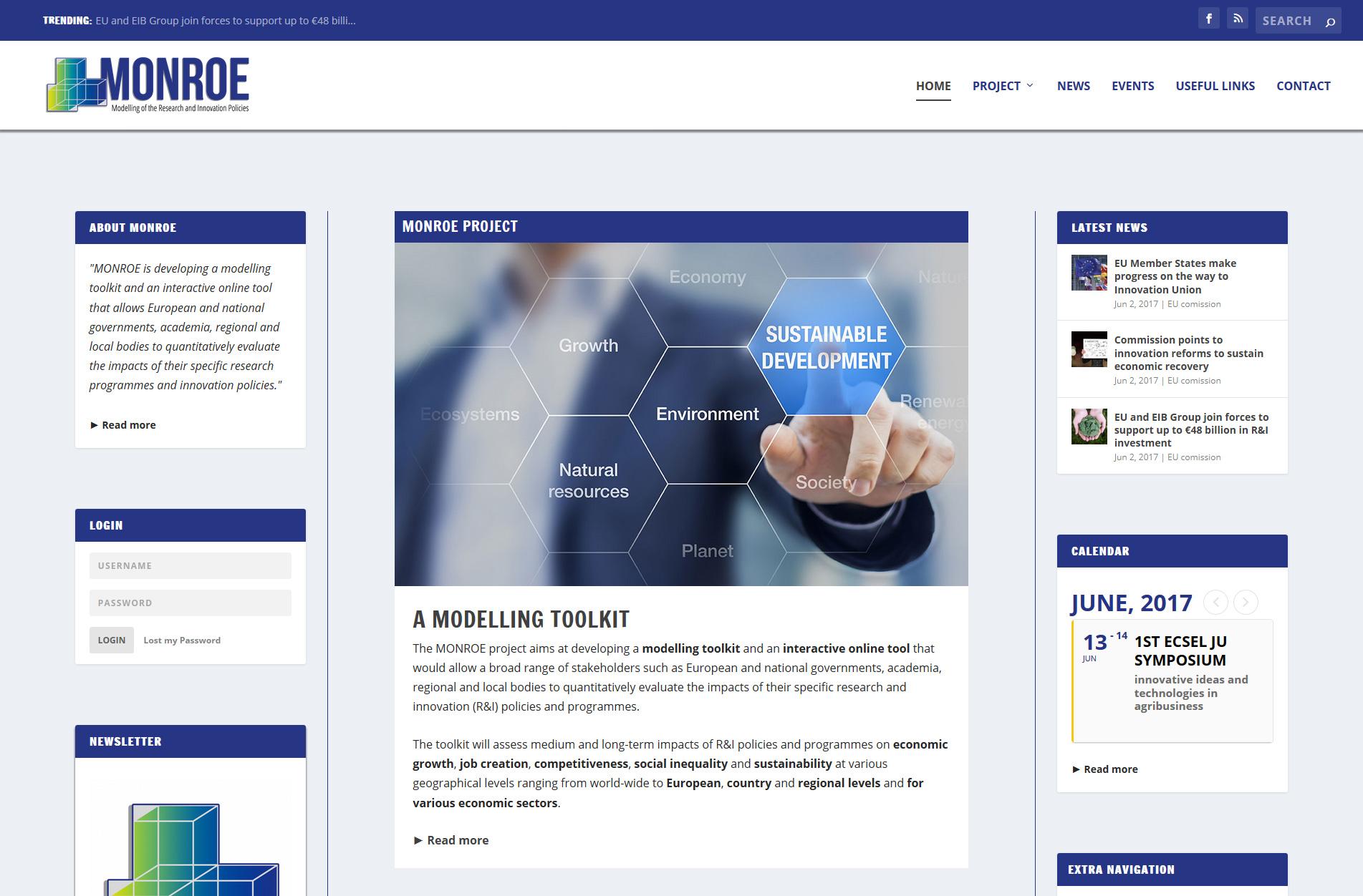 monroe-website-home