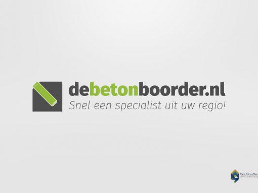 de Betonboorder logo