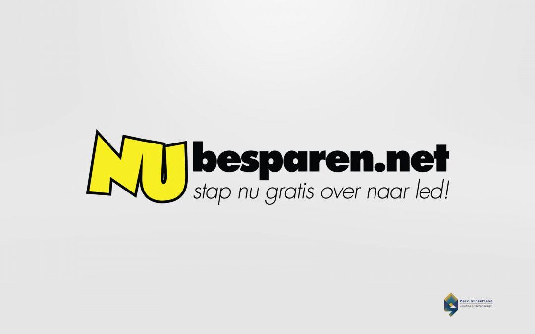 Nu besparen logo